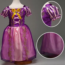 Tangled - Princess Rapunzel Costume