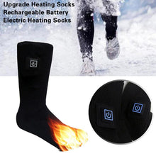 43% OFF - LIMITED TIME OFFER - Rechargeable Double Layered Heated Socks - 3 Heating Levels