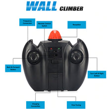 Remote Control Wall Climbing & Anti Gravity Ceiling Racing  RC Car