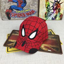 25 % OFF - LIMITED TIME OFFER - Spider-Man Children Cap with Embroidery