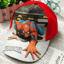 Spider-Man Children Cap - 2 Designs, 2 Colours
