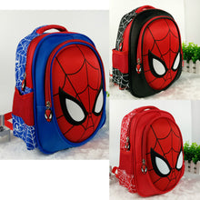 25% OFF - LIMITED TIME OFFER - Spider-Man 3D Backpack - 3 Colours