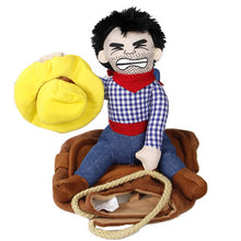 33% OFF - LIMITED TIME OFFER - Dogs Cowboy Riding Horse Costume - 30cm to 90cm Back Length