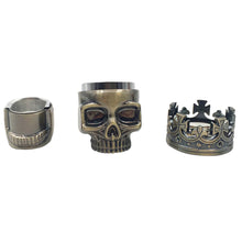 25% OFF - LIMITED TIME OFFER - Skull Grinder