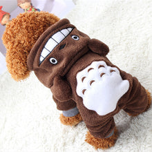 Small Dog Totoro Plush Outfit - 3 Colours