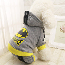Small & Medium Dog Hoodie Outfit - 4 Designs