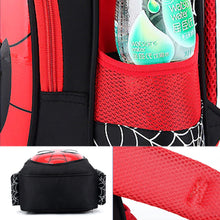 37% OFF - LIMITED TIME OFFER - Spider-Man 3D Glossy Backpack - 3 Colours