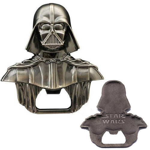 33% OFF - LIMITED TIME OFFER - Star Wars Darth Vader Bottle Opener
