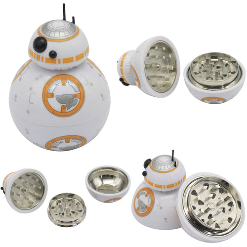 20% OFF - LIMITED TIME OFFER - Star Wars BB-8 Grinder
