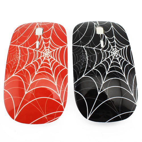 Spider Web Wireless Mouse