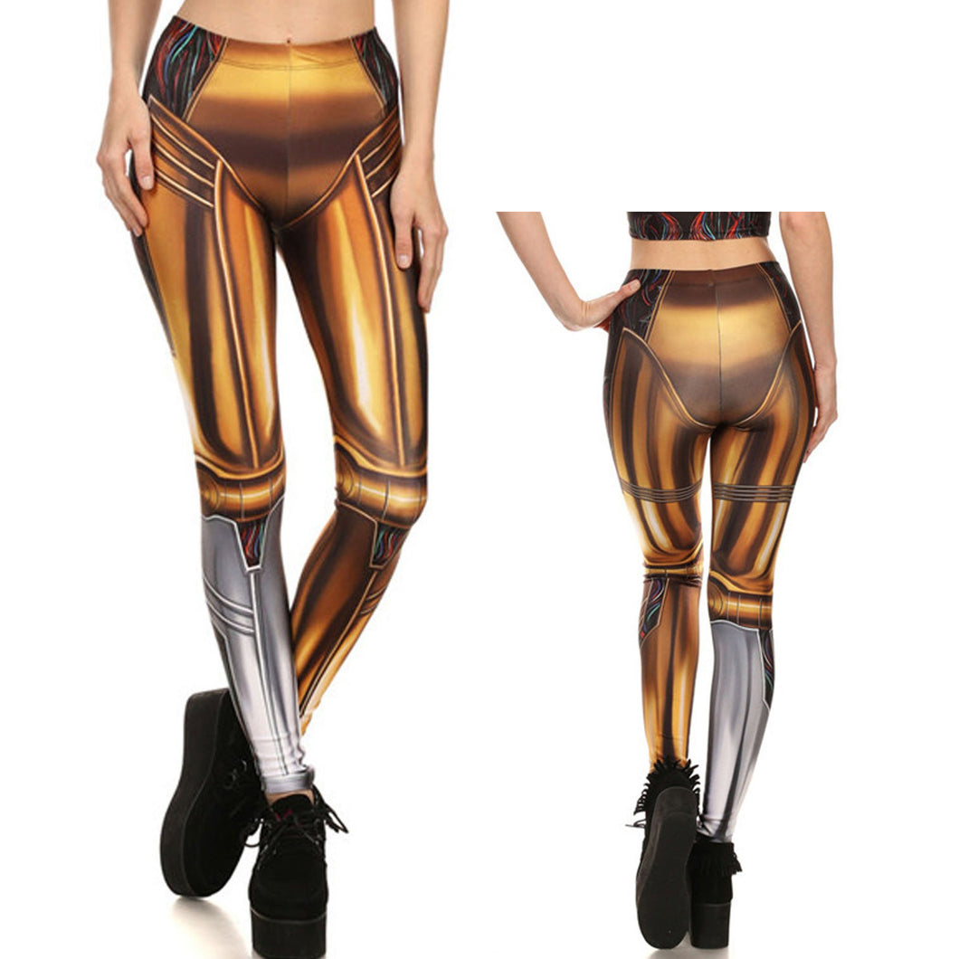Star Wars C-3PO Women Leggings