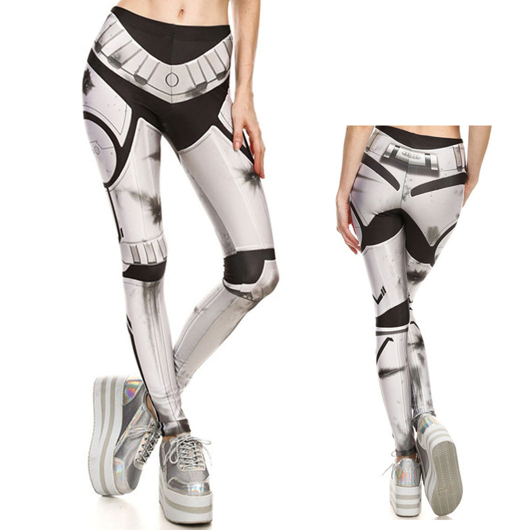 Star Wars Stormtrooper Women Leggings