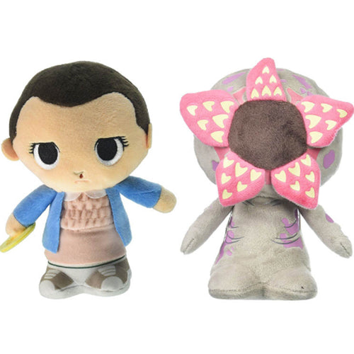 25% OFF - LIMITED TIME OFFER - Stranger Things Demogorgon Plush Toy - Demogorgon or Eleven