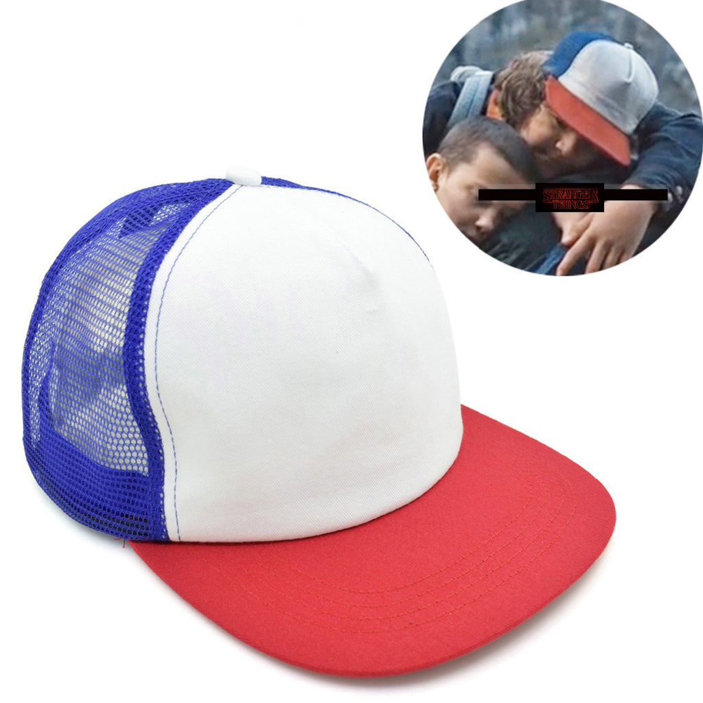 25 % OFF - LIMITED TIME OFFER - Stranger Things Dustin Cap – My Screen  Addiction 7a0680a0ebe
