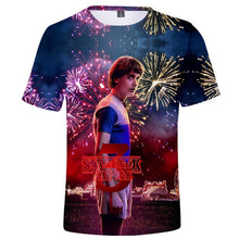 28% OFF - LIMITED TIME OFFER - Stranger Things Teenager and Adult Fitness Short Sleeve Shirt