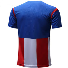 Captain America Fitness Compression Short Sleeve Shirt - 5 Models