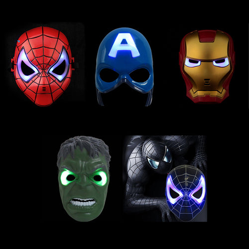 Kid's LED Mask - 5 Models