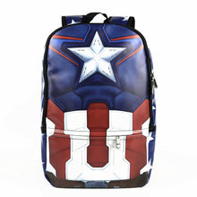 21% OFF - LIMITED TIME OFFER - Superhero PU Leather Backpack - 2 Designs