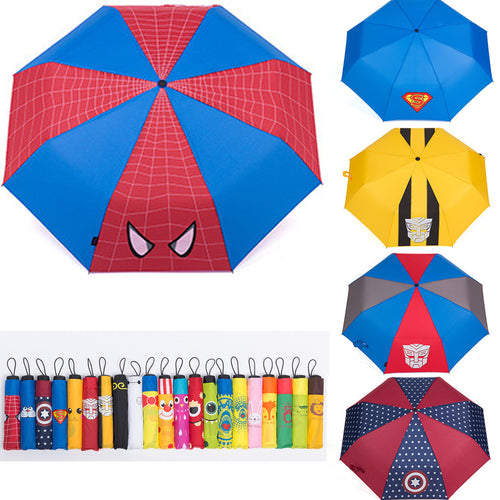 28% OFF - LIMITED TIME OFFER - Superhero Umbrella