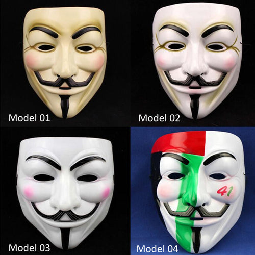Anonymous - V for Vendetta, Guy Fawkes Mask