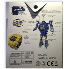 25% OFF - LIMITED TIME OFFER - Transforming Robot Kid's Watch