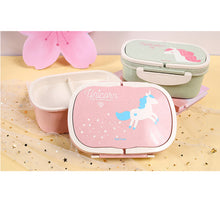 25% OFF - LIMITED TIME OFFER - Unicorn Compartment Lunch Box