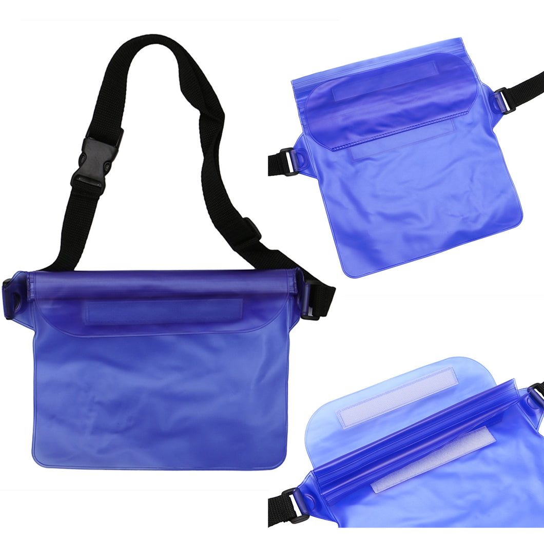 Waterproof Outdoor Activities Waist Bag - 25cm x 26.5cm