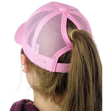 50% OFF - LIMITED TIME OFFER - Women Ponytail Cap