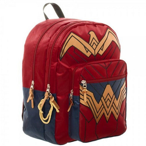 Dawn of Justice Wonder Woman Backpack