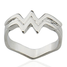 Wonder Woman Gold, Silver Plated Ring