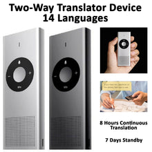 33% OFF - LIMITED TIME OFFER - Xiaomi 14-Language 2-Way Audio Translator Device
