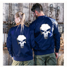 33% OFF LIMITED TIME OFFER - Punisher Bomber Jacket - 3 Colours