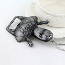33% OFF - LIMITED TIME OFFER - Deadpool Bottle Opener Necklace