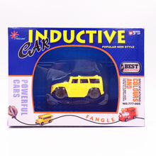 "Magic Inductive Cars ""Follows the Line you Draw"""