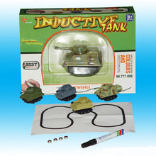 "16% OFF - LIMITED TIME OFFER - Magic Inductive Tank ""Follows the Line you Draw"""