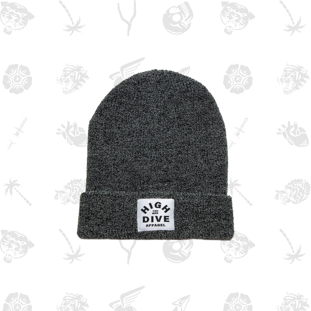 HDA Antique Grey Beanie