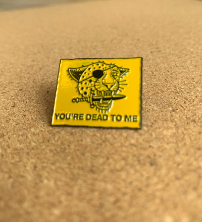 Bad Luck Pin