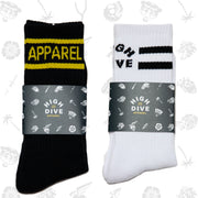 Pack of both HDA Socks