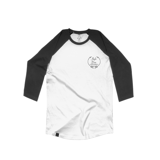 Smooth Seas (Raglan) - High Dive Apparel