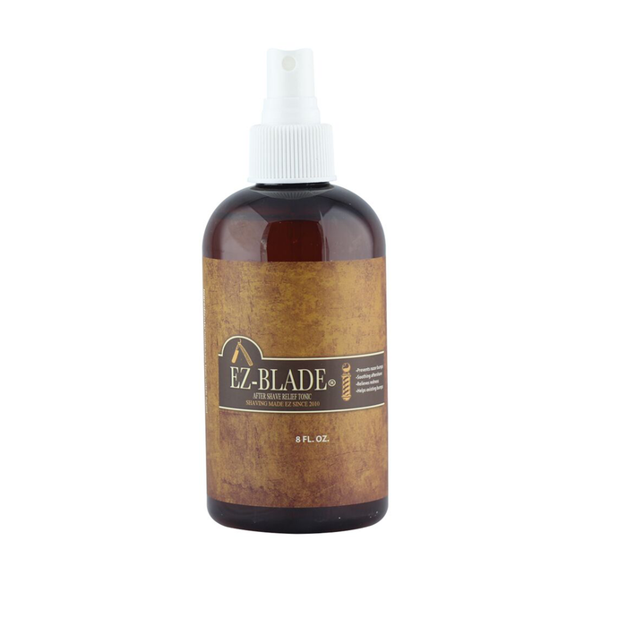 EZ-BLADE After Shave Relief Tonic 8 oz