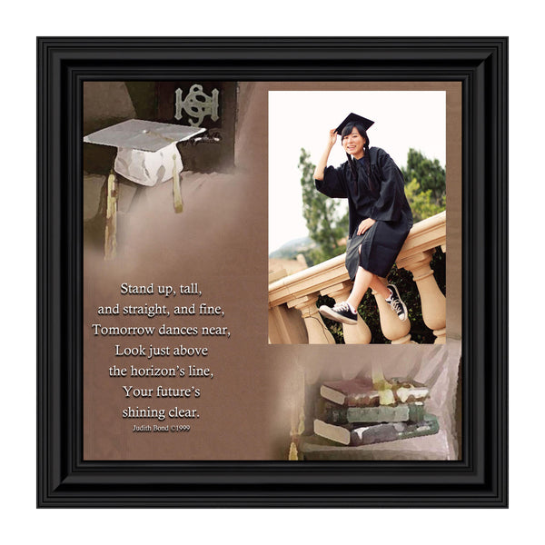 Graduation, Graduation Gifts, College Graduation Personalized Picture Frame, 10x10 6570
