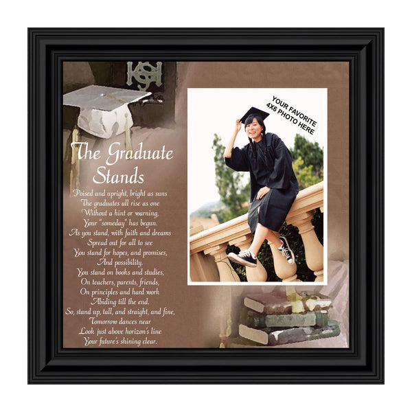 Graduation, Personalized Picture Frame, 10X10 6770