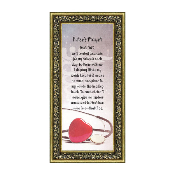 Nurse Gifts for Women - Nurse Graduation Gift, Nursing School Gifts, Nurses Appreciation Week, Nurse Practitioner Gifts, RN Gifts, LPN Gifts for Women, CNA Gifts or Nursing Picture Frame, 7358