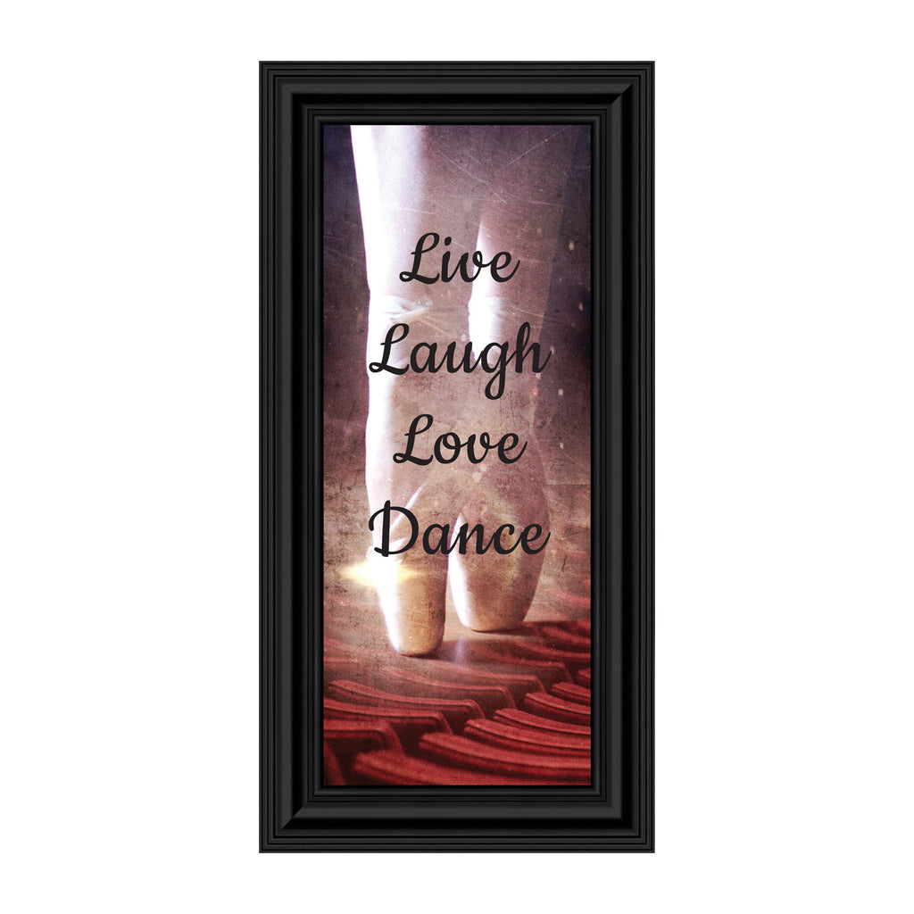 Ballet, Dancer Gifts Teen Girls Women, Dance Picture Frame, 6x12 7374