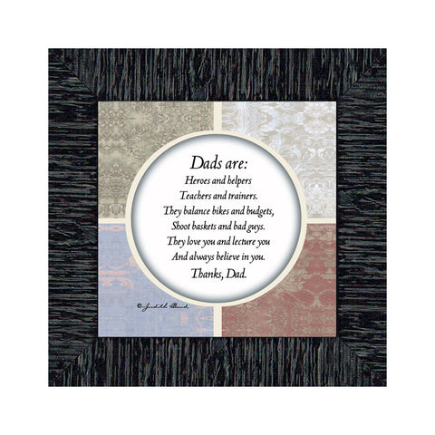 Dads, Dad Gifts, Photo Gifts for Dad, 6x6 75540