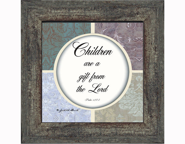 Children are a Gift from the Lord, The Blessing of Kids, 6x6 75542