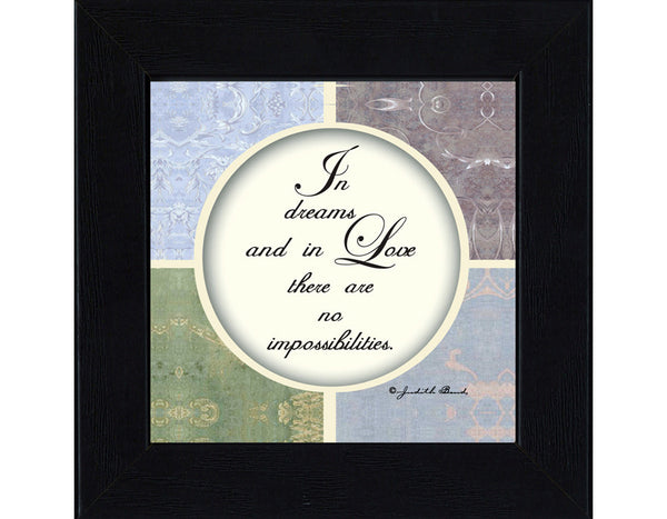 Love, Love Frames, Gifts For Someone You Love, 6x6 75544
