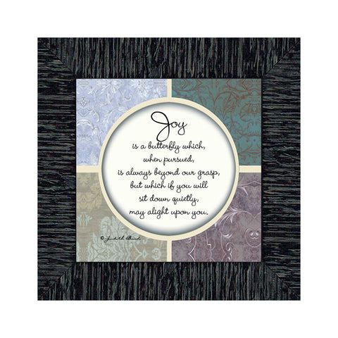 Joy, Choose Joy, Joy Wall Sign, 6x6 75550