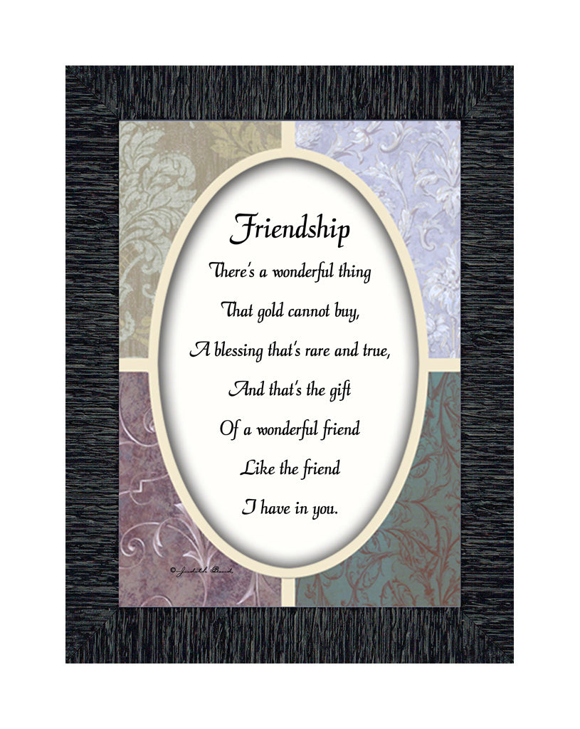 Friendship, Best Friend Gifts, Friends Picture Frame, 7x9 77923