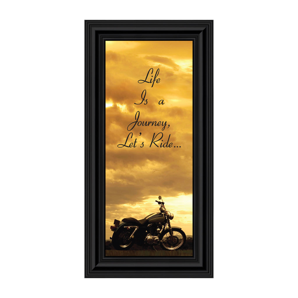 Harley Davidson Gifts for Men and Women, Classic Harley Picture Frame, Harley Davidson Wedding Gifts, Biker Motorcycle Accessories for Men, Unique Motorcycle Wall Decor, 7850